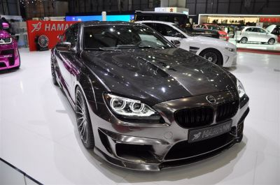 BMW 6 M kit Hamann-Motorsport