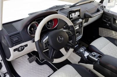 Mercedes Classe G 63 AMG 6X6