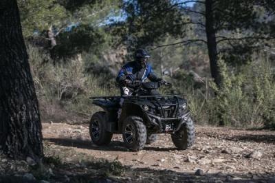Triton sort du bois avec le Outback 700 !
