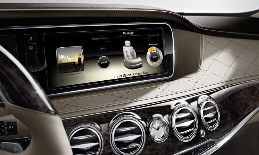 Albums photos int rieur nouvelle mercedes classe s for Interieur nouvelle classe a