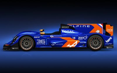 Alpine 36 24 Heures du Mans