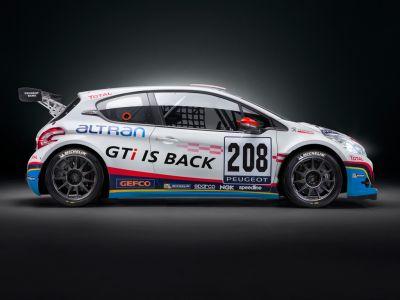 Peugeot 208 GTi Racing Experience