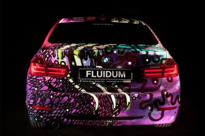 BMW Série3 Fluidum