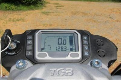 Target 325, le ticket d'entrée dans le monde du quad TGB. Essai !