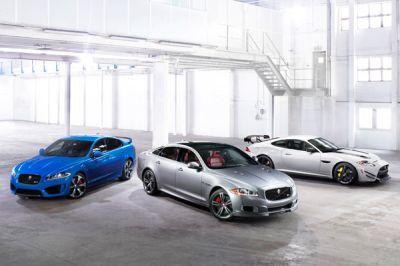 Jaguar gamme R : toutes griffes dehors depuis 25 ans