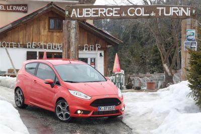 Ford Fiesta ST 182 ch