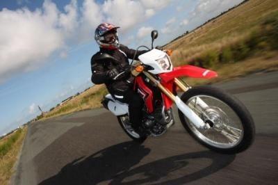 Essai Honda CRF 250 L - L'enduro light pour tous les jours