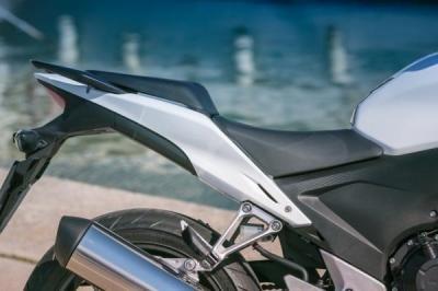 Essai Honda CB 500 F - Roulez jeunesse !