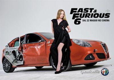 Alfa Romeo Giulietta Fast&Furious