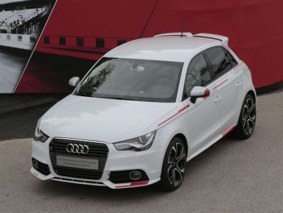 Audi A1 R18 Package