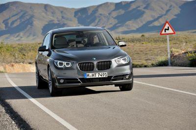 BMW Série 5 GT restylée