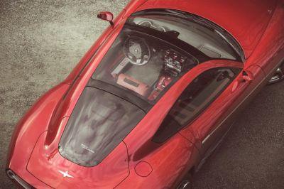 Touring Superleggera Disco Volante