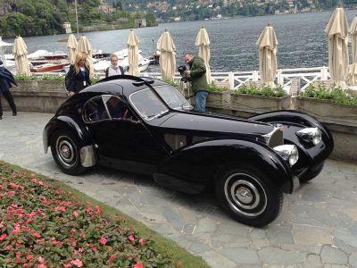 La Bugatti 57SC Atlantic de Ralph Lauren