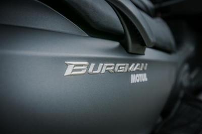 Essai Burgman 650 2013, toujours plus Bullman !