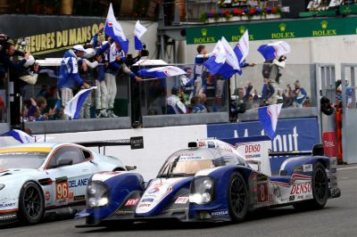 Les 24 Heures du Mans 2013 en images