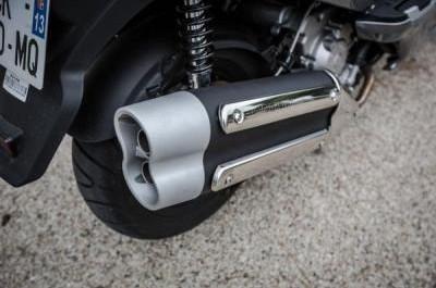 Le Daelim S3, peaufiné sous tous les angles pour 2013 !