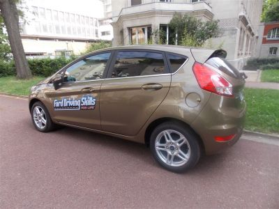 Les stages de conduite Ford driving Skills