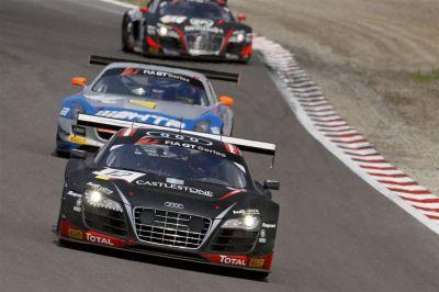 GT1 World - Zandvoort 2013