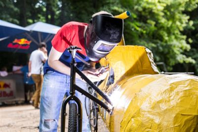 Red Bull Soapbox Races 2013 à St Cloud