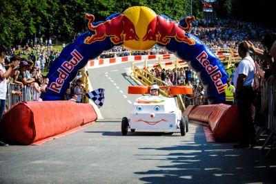 Red Bull Soapbox Races 2013 à St Cloud