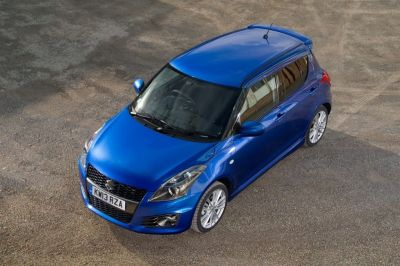 Suzuki Swift Sport 5 portes