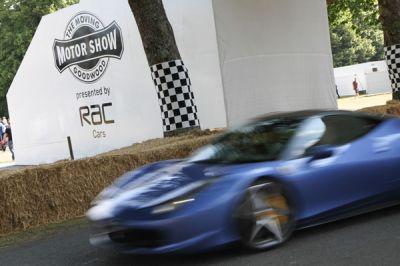 Goodwood Festival of Speed 2013