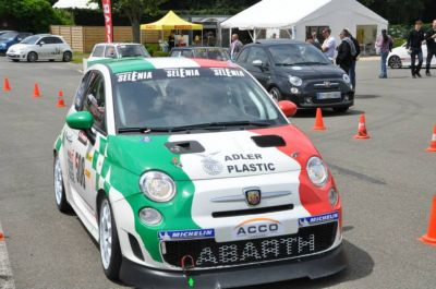 Abarth Day 2013