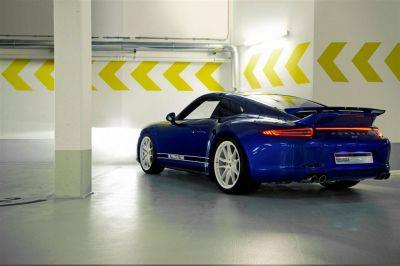 Porsche 911 ''5 millions de fans''
