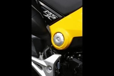 Essai Honda MSX 125