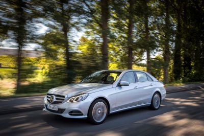 Mercedes E220 BlueTEC BlueEFFICIENCY Edition