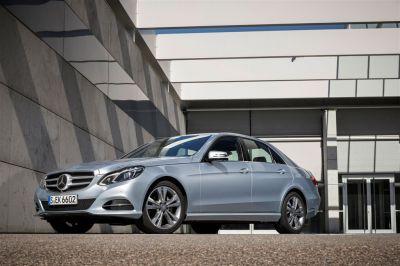 Mercedes E220 BlueTEC BlueEFFICIENCY Edition