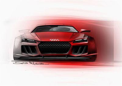 Audi Quattro Concept 2013