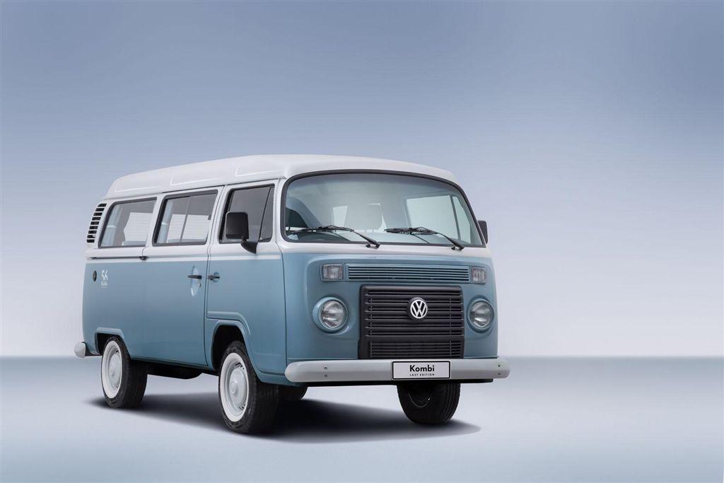 Volkswagen Combi 56 ans Last Edition