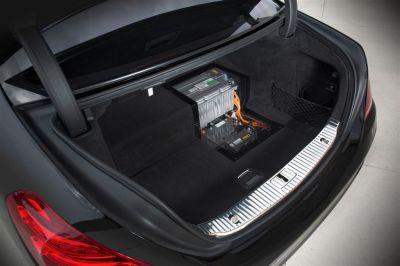 Mercedes S500 Plug-In Hybrid