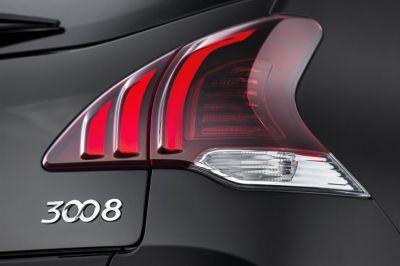 Peugeot 3008 restylé (2013)