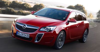 Opel Insignia OPC restylage