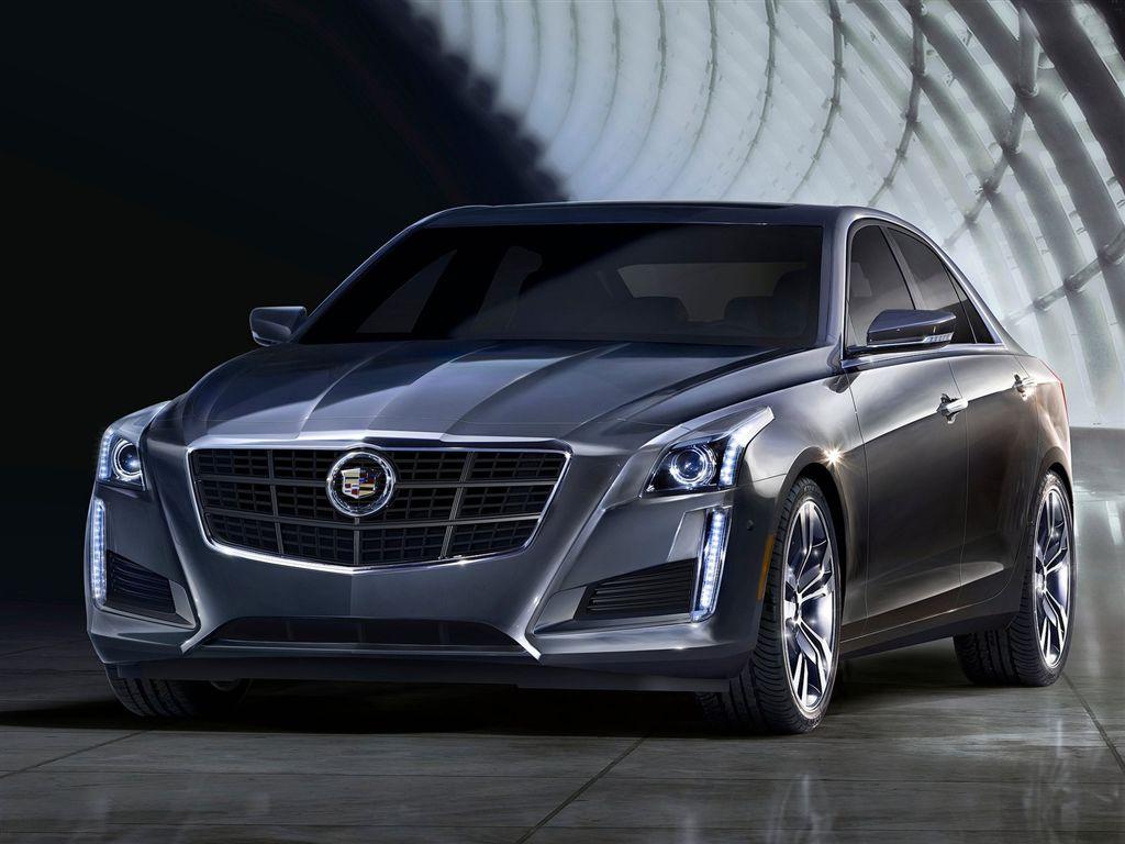 Gamme Cadillac