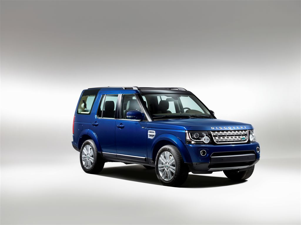Land Rover Discovery (2014)