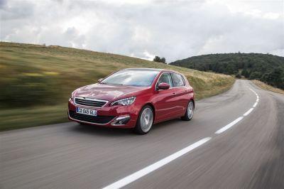Peugeot 308 e-HDi 115 & THP 155