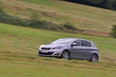 Peugeot 308 (essai - 2014)