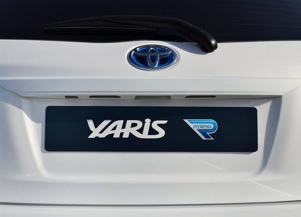 Toyota Hybrid-R