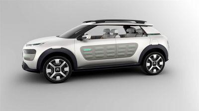 Citroën Concept Cactus (Francfort 2013)