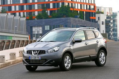 Nissan Qashqai Ultimate Edition