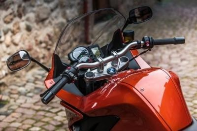 Essai Bmw F 800 GT