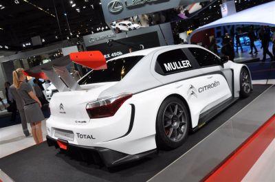 Citroën Elysée WTCC