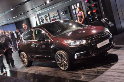 Citroën gamme Faubourg Addict