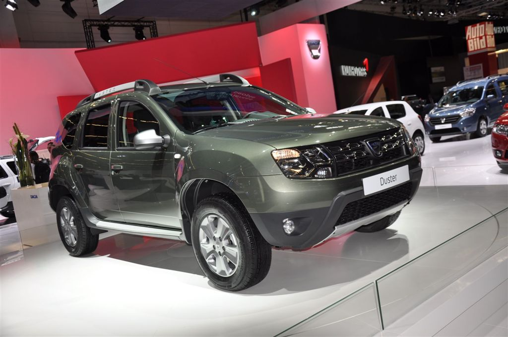 Dacia Duster restylé