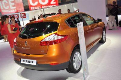 Renault Mégane restylée