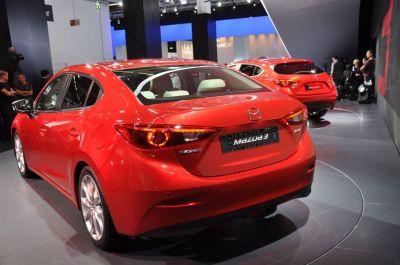 Mazda3 berline