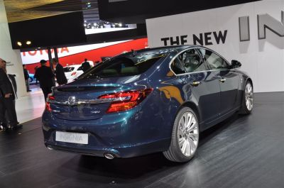 Opel Insignia restylée